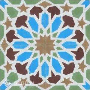 Gạch bông Secoin 15×15 D001