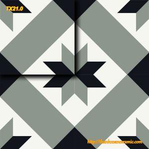 Gạch bông truyền thống Thanh Xoan 20×20 TX21.0