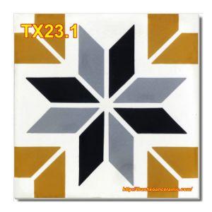 Gạch bông truyền thống Thanh Xoan 20x20 TX23.1