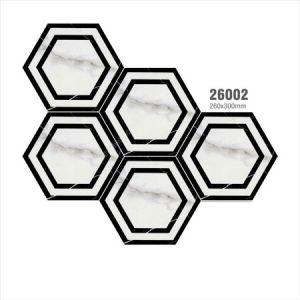 Gạch lục giác 26×30 26002