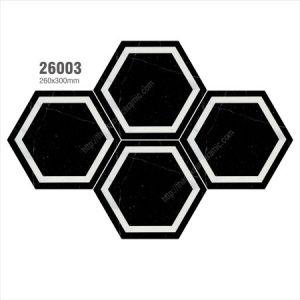 Gạch lục giác 26×30 26003