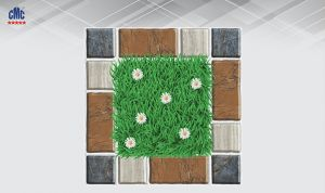 Gạch sân vườn 40×40 CMC SC 4409