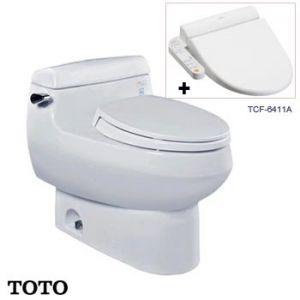 Bồn cầu cảm ứng TOTO MS688W3