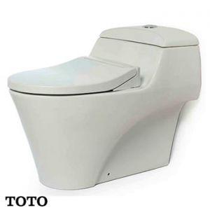 Bàn cầu TOTO 1 khối CW823W/FE2 (Made in Indonesia)