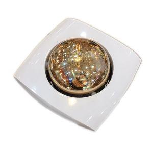 Đèn sưởi âm trần 1 bóng Milor ML-6008