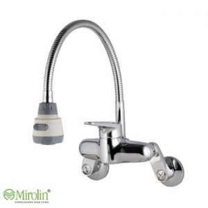Vòi rửa bát nóng lạnh Hàn Quốc Mirolin MK-503