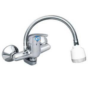 Vòi rửa bát nóng lạnh Viglacera VSD-702M