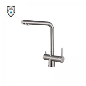 Vòi bếp 3 đường nước sus304 (H-V3111)