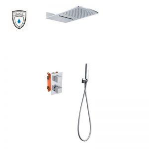 Sen tắm âm tường (H-ST166)