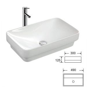 Chậu rửa lavabo Royal Join RA-8258 (455x320x135)