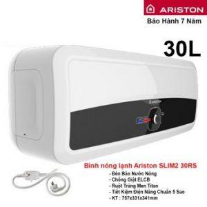 Bình Nóng Lạnh Ariston 30L Slim2 30RS