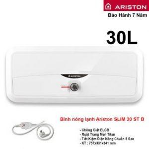 Bình Nóng Lạnh Ariston 30L Slim 30ST B