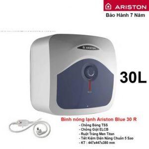 Bình Nóng Lạnh Ariston 30L Blue 30R