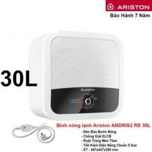 Bình Nóng Lạnh Ariston 30L AN2 RS30