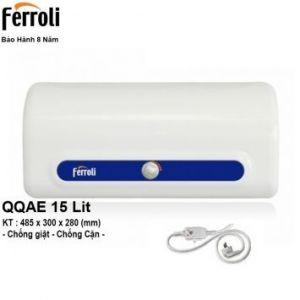 Bình Nóng Lạnh Ferroli QQAE15 (15 Lít)