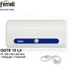 Bình Nóng Lạnh Ferroli QQTE15 (15 Lít)