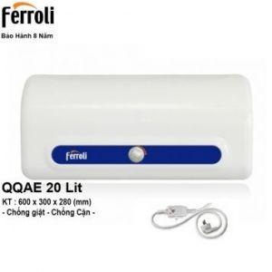 Bình Nóng Lạnh Ferroli QQTE20 (20 Lít)