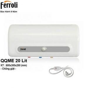 Bình Nóng Lạnh Ferroli QQME20 (20 Lít)