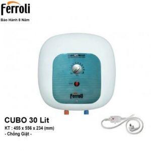 Bình Nóng Lạnh Ferroli CUBO30E (30 Lít)