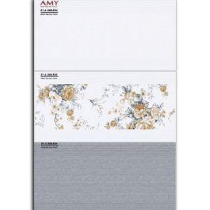 Gạch ốp ITALIAN ROSE BLUE Á Mỹ 21.A.360.324-325-326