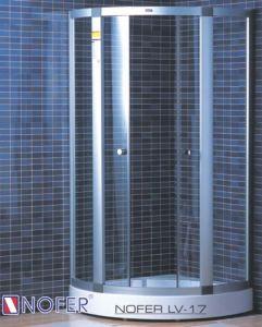 Phòng tắm vách kính Nofer( Ngọc trai)