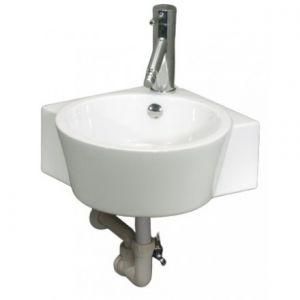Chậu Rửa Lavabo Treo Góc CAESAR LF5238