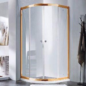 Phòng tắm vách kính EuroKing EU-4530 (Gold)