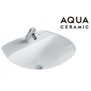 Chậu Rửa Lavabo Inax AL-2094V Âm Bàn AquaCeramic