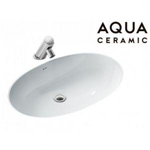 Chậu Rửa Lavabo Inax AL-2216V Âm Bàn AquaCeramic