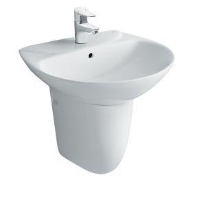 Chậu rửa Inax treo tường L-288V+L-288VC