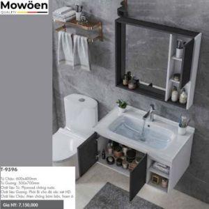 Bộ Tủ Chậu Mowoen T9596