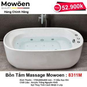 Bồn Tắm Massage Mowoen 8311M