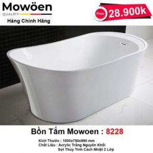 Bồn Tắm Mowoen 8228