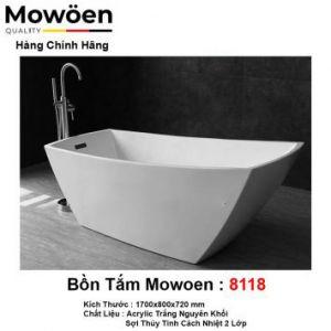 Bồn Tắm Mowoen 8118