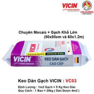 Keo Dán Gạch Khổ Lớn VICIN VC03
