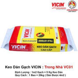 Keo Dán Gạch Vicin VC01 ( Trong Nhà )