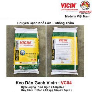 Keo Dán Gạch VICIN VC04