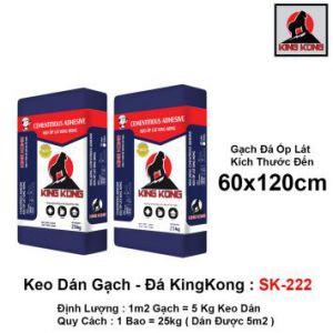 Keo Dán Gạch KingKong SK222