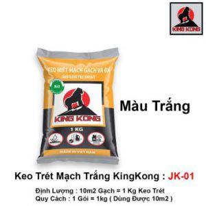 Keo Trét Mạch KingKong JK01 Trắng