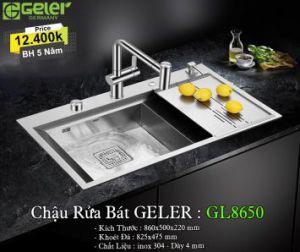 Chậu Rửa Bát Geler GL8650