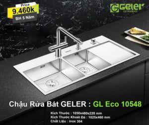 Chậu Rửa Bát Geler GL Eco 10548