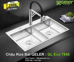 Chậu Rửa Bát Geler GL Eco 7845