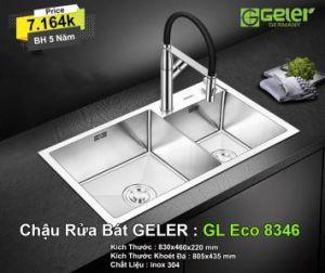 Chậu Rửa Bát Geler GL Eco 8346