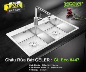 Chậu Rửa Bát Geler GL Eco 8447