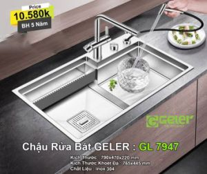 Chậu Rửa Bát Geler GL7947