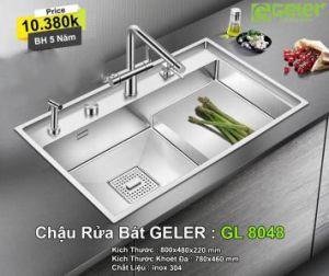 Chậu Rửa Bát Geler GL8048