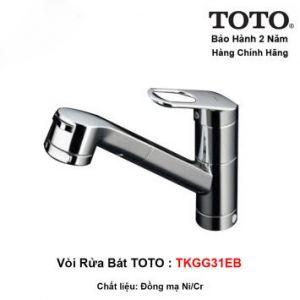 Vòi Rửa Bát TOTO TKGG31EB