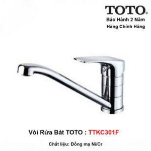 Vòi Rửa Bát TOTO TTKC301F