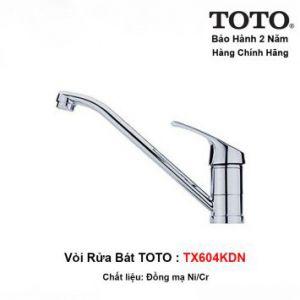 Vòi Rửa Bát TOTO TX604KDN