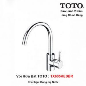 Vòi Rửa Bát TOTO TX605KESBR